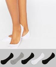 ASOS | Набор из 5 пар носков ASOS DESIGN - Мульти | Clouty