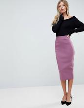 ASOS | Длинная юбка-карандаш ASOS - Розовый | Clouty