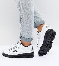 FILA | Белые кроссовки Fila Trail Blazer - Белый | Clouty