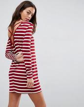 ASOS | Платье в полоску со свободным воротом и бретельками сзади ASOS | Clouty