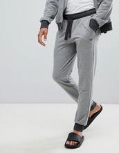 Emporio Armani | Серые джоггеры с логотипом Emporio Armani EA - Серый | Clouty