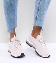NIKE | Розовые кроссовки Nike Air Max 97 - Розовый | Clouty