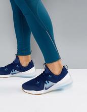 NIKE | Синие кроссовки Nike Training Zoom command 922478-400 - Синий | Clouty