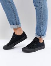 CONVERSE | Черные кроссовки Converse Chuck Taylor All Star Core - Черный | Clouty