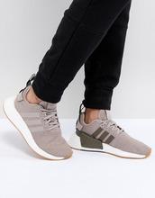 adidas Originals | Бежевые кроссовки adidas Originals NMD R2 - Бежевый | Clouty