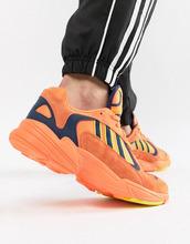 adidas Originals | Оранжевые кроссовки adidas Originals Yung-1 B37613 - Оранжевый | Clouty