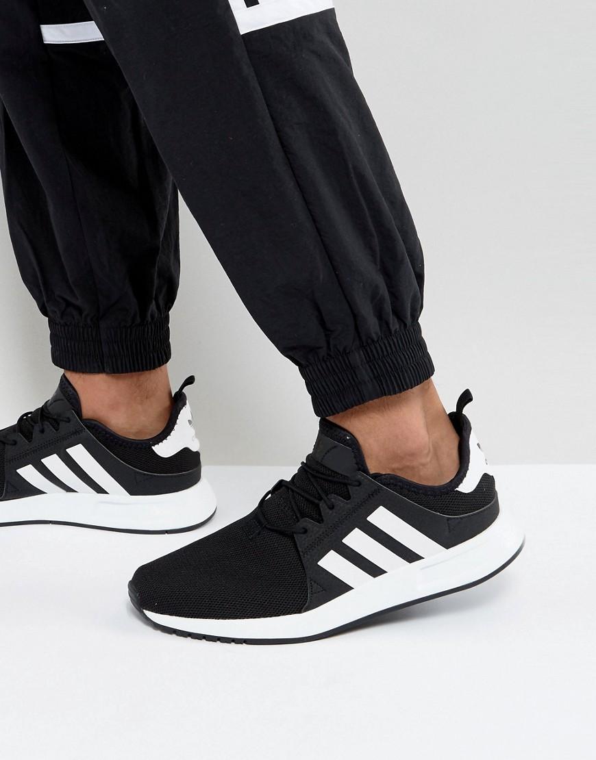 adidas Originals   Черные кроссовки adidas Originals X PLR BY8688 - Черный    Clouty ... 18714d9d6be