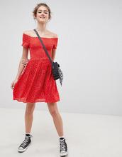 Blend She | Чайное платье Blend She Dotta - Красный | Clouty