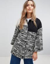 Lavand   Куртка со вставками Lavand - Черный   Clouty