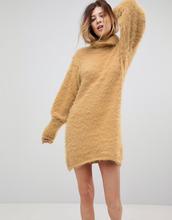 Free People | Платье-джемпер с отворачивающимся воротником Free People Honey | Clouty