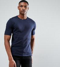 Selected Homme | Трикотажная футболка из органического хлопка Selected Homme TALL | Clouty