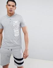 Antony Morato   Серая футболка-поло Antony Morato - Серый   Clouty
