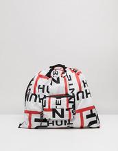 Hunter | Складываемая сумка-тоут с логотипом Hunter Original - Мульти | Clouty