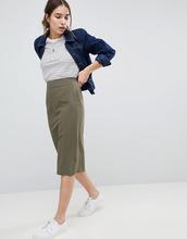 ASOS | Комбинируемая юбка-карандаш ASOS DESIGN - Зеленый | Clouty