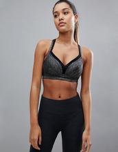 Dorina | Спортивный бюстгальтер Dorina Outrun High Intensity - Серый | Clouty