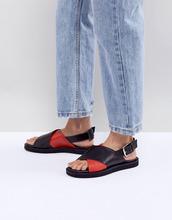 Mads Norgaard | Кожаные сандалии Mads Norgaard - Мульти | Clouty