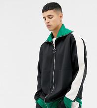 Noak | Свободная спортивная куртка Noak - Черный | Clouty