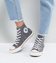 CONVERSE | Черные высокие кроссовки Converse Chuck Taylor All Star - Черный | Clouty