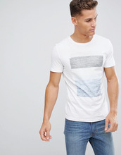 Selected Homme | Футболка в широкую полоску Selected - Белый | Clouty