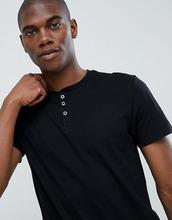 BURTON   Черная футболка классического кроя Burton Menswear - Черный   Clouty