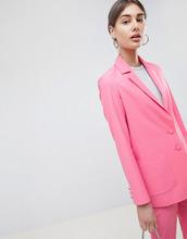 ASOS | Розовый блейзер ASOS DESIGN - Розовый | Clouty