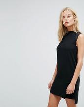AllSaints | Платье-туника с короткими рукавами AllSaints - Черный | Clouty