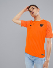 NIKE | Оранжевая футболка Nike Football Netherlands Home Stadium 893882-815 - Оранжевый | Clouty