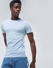 Selected Homme | Футболка Selected Homme - Синий | Clouty