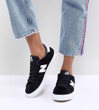 New Balance | Черные кроссовки New Balance 210 Skate - Черный | Clouty
