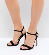 ASOS | Легкие босоножки на каблуке для широкой стопы ASOS DESIGN Hands Down | Clouty