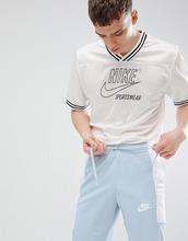 NIKE | Белая футболка Nike Archive AH0717-133 - Белый | Clouty