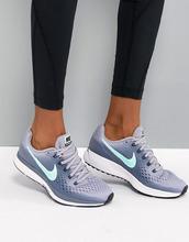 NIKE | Фиолетовые кроссовки Nike Running Air Zoom Pegasus - Фиолетовый | Clouty