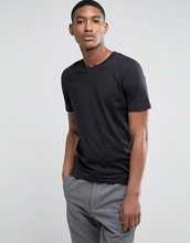 Selected Homme | Футболка Selected Homme - Черный | Clouty