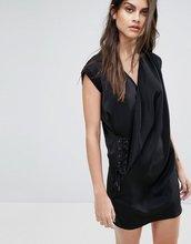 AllSaints | Платье AllSaints Aures - Черный | Clouty