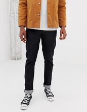 Nudie Jeans Co | Темные прямые джинсы Nudie Jeans Co - Темно-синий | Clouty