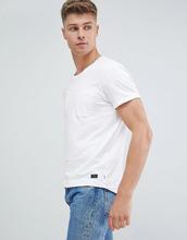 Produkt | Базовая футболка с карманом Produkt - Белый | Clouty