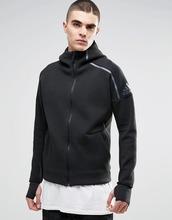 adidas   Худи черного цвета adidas ZNE B48879 - Черный   Clouty