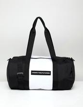 ASOS   Черная сумка со слоганом ASOS DESIGN - Черный   Clouty