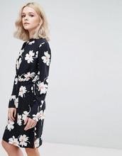 Vila | Свободное платье с мелким принтом Vila - Мульти | Clouty
