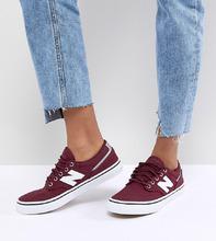New Balance | Бордовые кроссовки New Balance 331 - Красный | Clouty