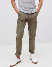 Farah | Зеленые брюки карго Farah - Синий | Clouty