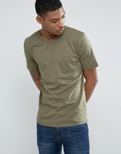Selected Homme | Идеальная футболка Selected Homme - Зеленый | Clouty