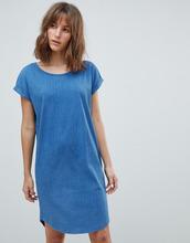 Ichi | Джинсовое цельнокройное платье Ichi - Синий | Clouty