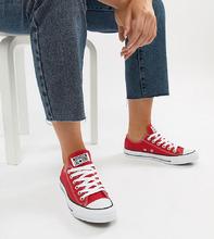 CONVERSE | Красные кроссовки Converse Chuck Taylor - Красный | Clouty