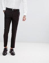 Harry Brown | Зауженные брюки с принтом в стиле барокко Harry Brown Winter Wedding | Clouty