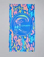 O'Neill | Полотенце с логотипом O'Neill - Синий | Clouty