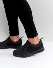 Dr. Martens | Ботинки с 3 парами люверсов Dr Martens Lite Cavendish - Черный | Clouty