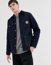 CARHARTT | Темно-синяя куртка Carhartt WIP Michigan - Темно-синий | Clouty
