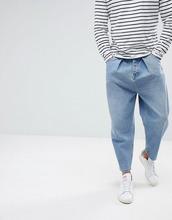 ASOS | Голубые джинсы в винтажном стиле ASOS DESIGN - Синий | Clouty