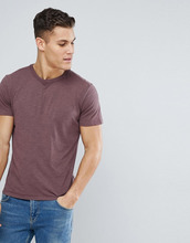 Selected Homme | Футболка Selected Homme - Красный | Clouty